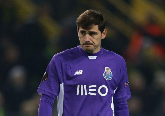 Iker Casillas oborio negativan rekord