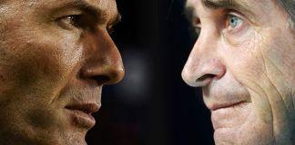 Real Madrid v Manchester City