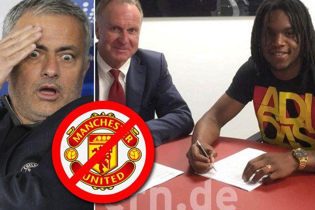 Renato Sanchez objasnio zašto je odbio ponudu Manchester Uniteda