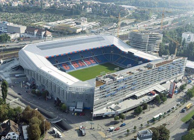 Stadion finala Europa lige