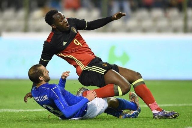 Belgija - Italija