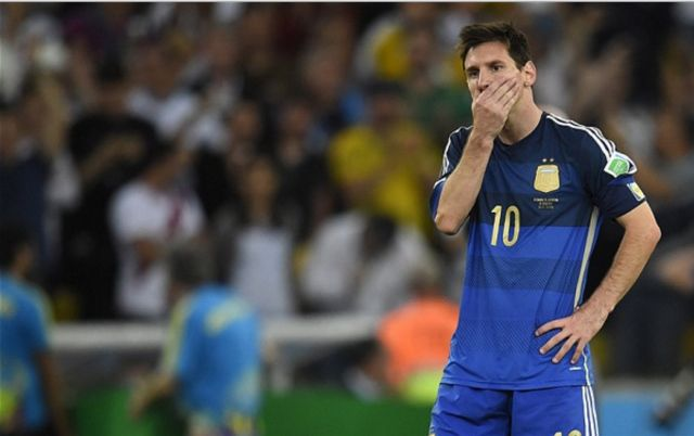 Lionel Messi kritikovao argentinski nogometni savez