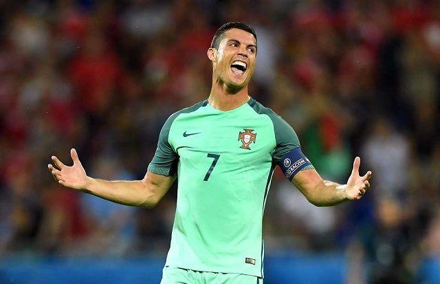 Cristiano Ronaldo je na ovogodišnjem Euru igrao kao Andy Carroll, tvrdi Parker