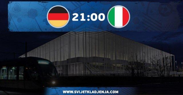 Njemačka - Italija