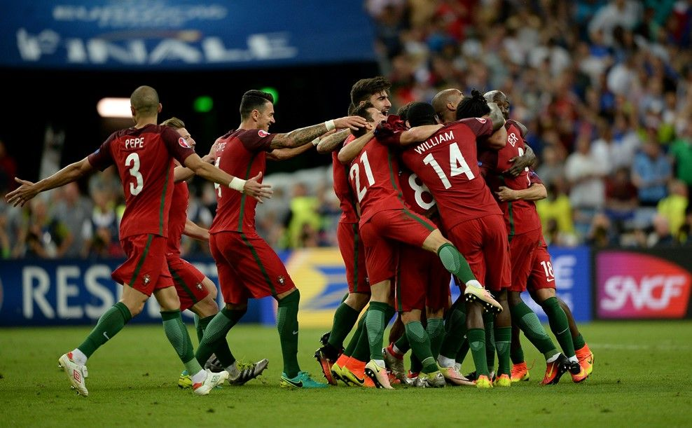 Portugal je prvak Europe u nogometu