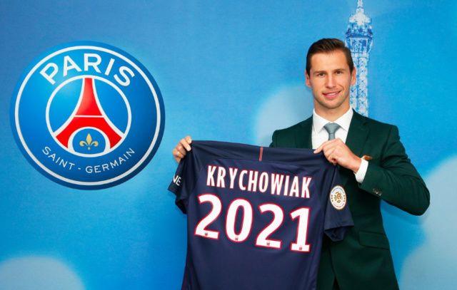 PSG predstavio drugo pojačanje u samo tri dana Krychowiak
