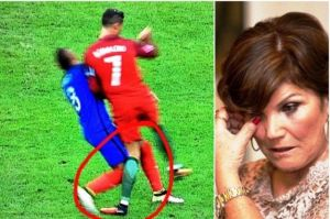 Reakcija majke Cristiana Ronalda na njegovu povredu