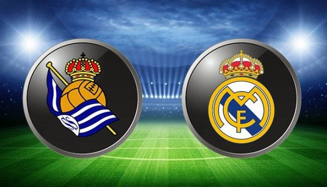 REAL SOCIEDAD - REAL MADRID