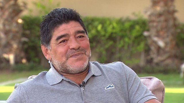 Diego Maradona imenovao
