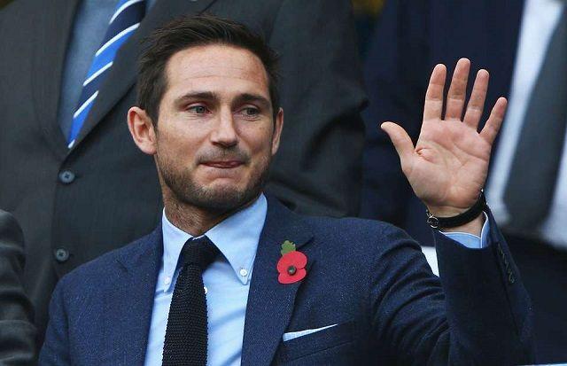 Frank Lampard imenovao