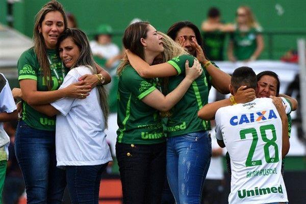 Chapecoense odigrao prvu utakmicu nakon nesreće