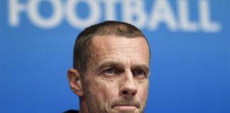 predsjednik UEFA-e