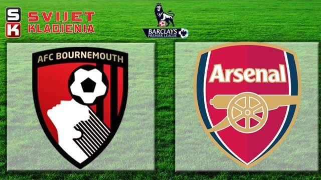 Bournemouth v Arsenal