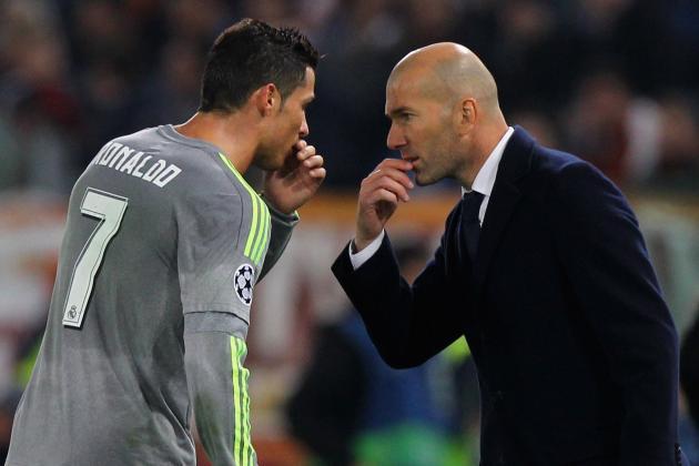 Zidane: Cristiano će uvijek biti igrač koji pravi razliku
