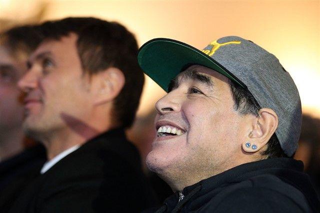 Diego Armando Maradona postaje počasni građanin Napulja