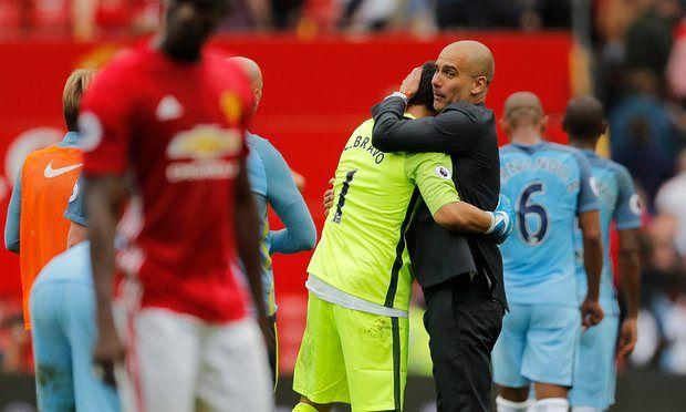 Guardiola: Bravo mora prihvatiti kritike
