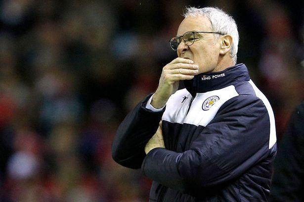 Ranieri: Pogriješio sam što sam promijenio taktiku