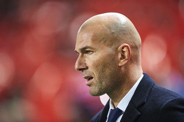 Trener Real Madrida, Zinedine Zidane teško podnio poraz protiv Seville