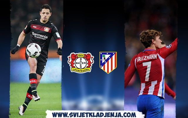 Analiza: Bayer Leverkusen - Atletico Madrid