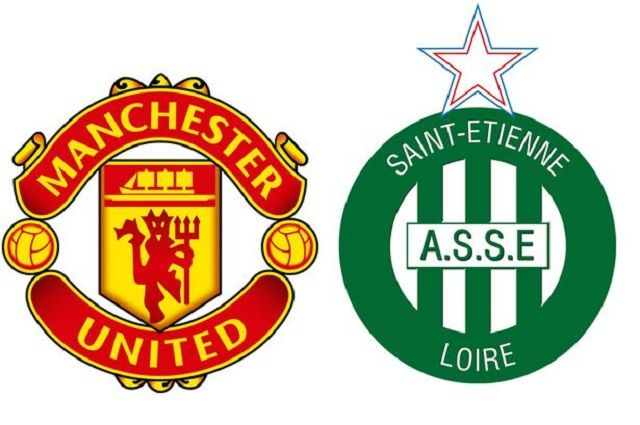 Manchester United v St Etienne HD