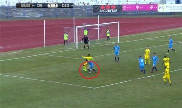 Sudac koji je dosudio nepostojeći penal za Dinamo: Nisam budala, svjestan sam pogreške!