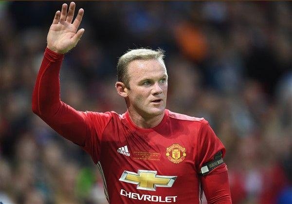 Rooneyev agent pregovara o transferu!