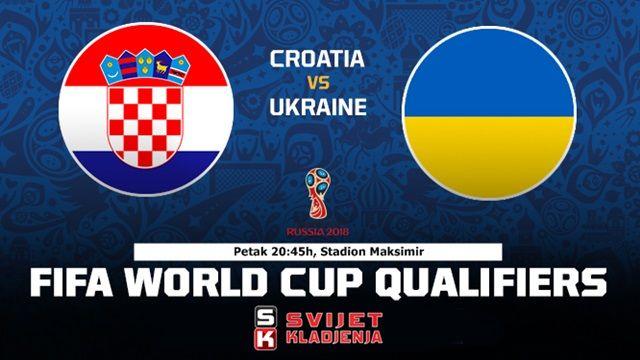 Hrvatska v Ukrajina