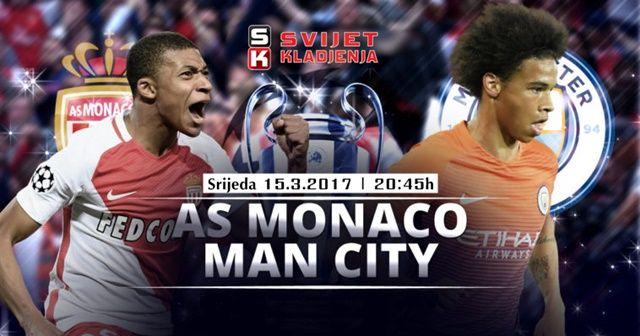 Monaco v Manchester City