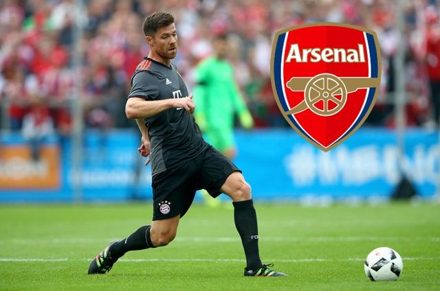 Poznato zbog čega je otkazan transfer Xabija Alonsa u Arsenal