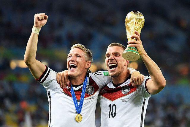Schweinsteiger napisao emocionalno pismo povodom opraštanja Podolskog od reprezentacije