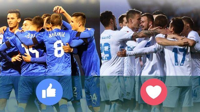 Tko će osvojiti 1.HNL? Dinamo ili Rijeka?