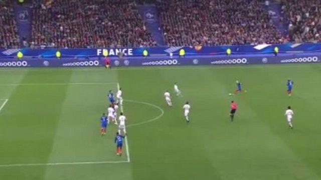 Video tehnologija poništila gol Griezmanna protiv Španjolske u prijateljskom susretu