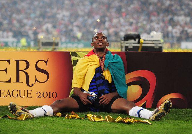 Samuel Eto'o otkrio šta je rekao suigračima pred finale Lige prvaka 2010. godine