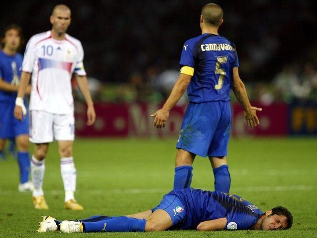 Materazzi otkrio šta je tačno rekao Zidaneu u finalu Svjetskog prvenstva 2006. godine