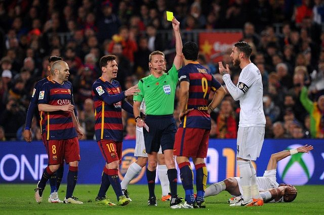 Real Madrid v Barcelona: Barcelona nesretna zbog izbora sudije koji će dijeliti pravdu u El Clasicu