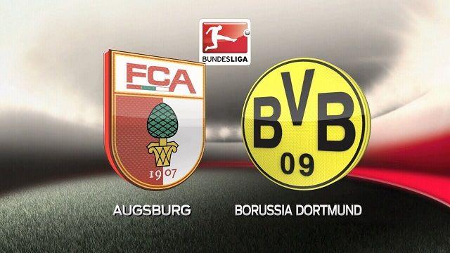 Augsburg v Borussia Dortmund