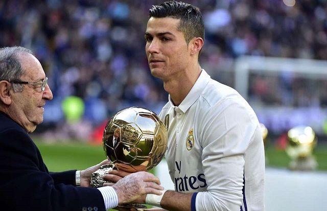 Florentino Perez vjeruje da postoji još jedan igrač Real Madrida koji može preoteti Zlatnu loptu od Cristiana Ronalda