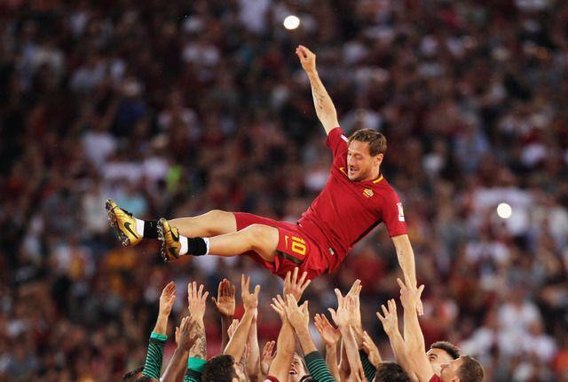 Totti donio najtežu odluku: Idemo dalje, okrećem novi list u životu