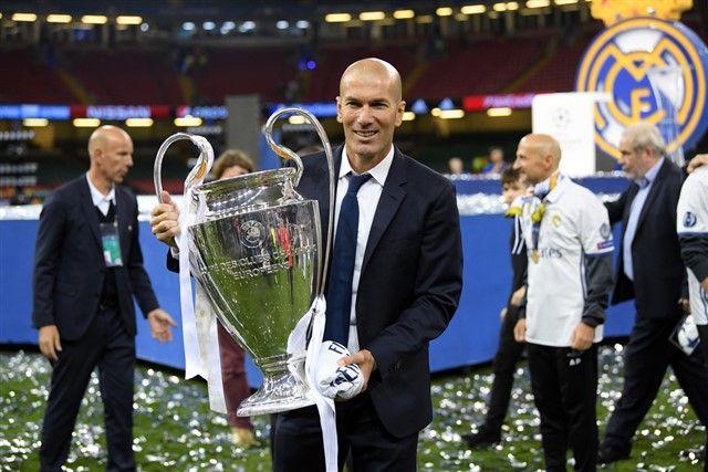 Zinedine Zidane će postati novi izbornik francuske reprezentacije?