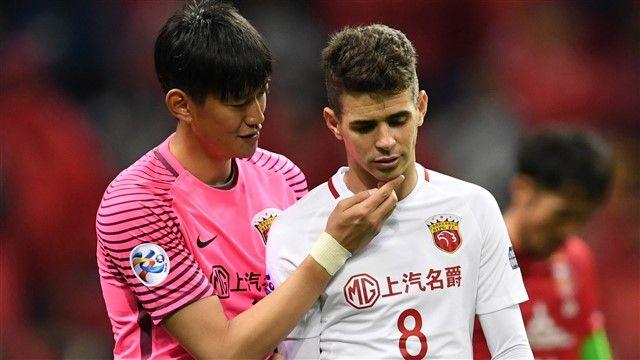 Oscar suspendiran na osam utakmica u Kini!