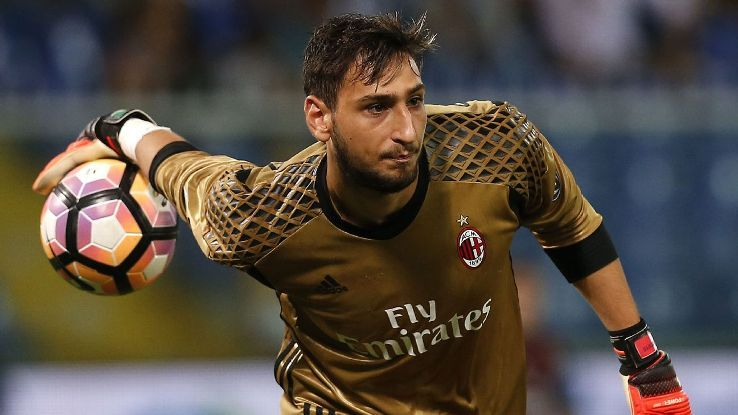 Donnaruma se izjasnio o produžetku ugovora s Milanom