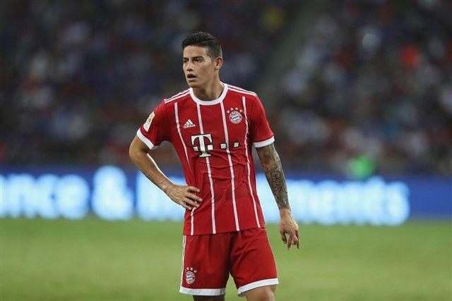 James Rodriguez otkrio tko mu je najbolji prijatelj u Bayernu