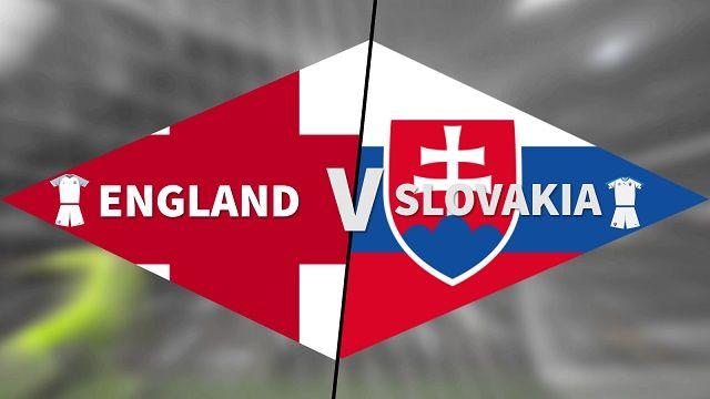 Engleska v Slovačka: Kvalifikacije za Svjetsko prvenstvo 2018