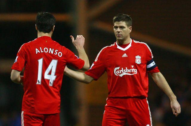 Steven Gerrard: Rafael Benitez je želio dovesti njega kao zamjenu za Xabija Alonsa