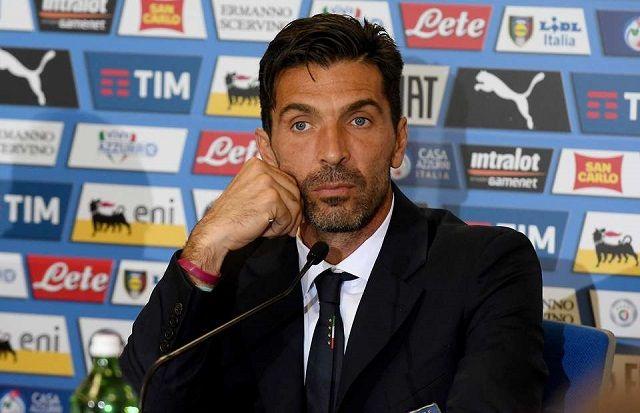 Gigi Buffon donio odluku
