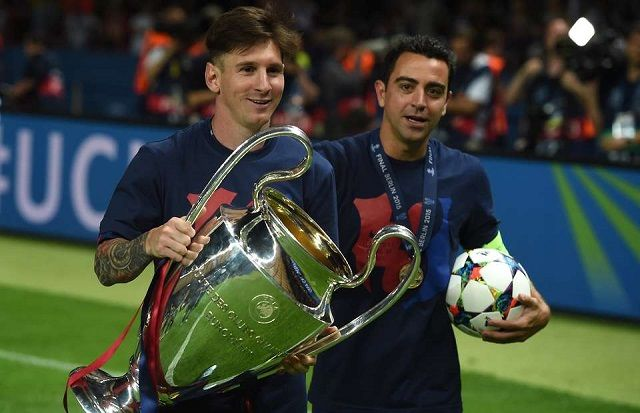 Xavi: Rekao mi je da odlazi iz Barcelone na Messijevom vjenčanju