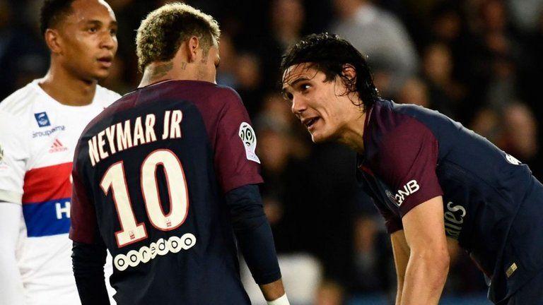 Šta je Neymar rekao predsjedniku PSG-a o Edinsonu Cavaniju?