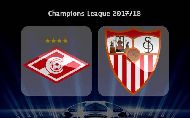 Spartak Moskva - Sevilla: Analiza i prijedlog za klađenje