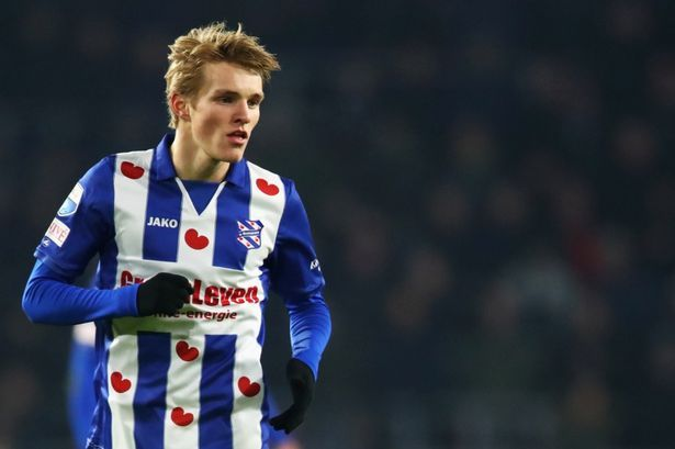 Scout report: Martin Odegaard