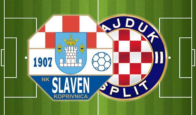 Slaven Belupo - Hajduk